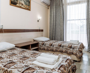Стандарт 2-местный с двумя кроватями